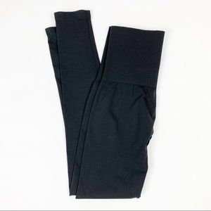 Spanx Love Your Assets Black High Waisted Leggings